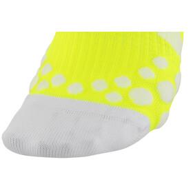 Compressport Racing V2 Socks Fluo Yellow